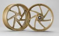Marchesini - MARCHESINI M7RS GENESI Forged Aluminum Wheels: Ducati 848 / S4RS / Hypermotard / M1100 / M796 - Image 2