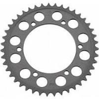 Drive Train - Rear Sprockets - SUPERLITE - AFAM Workslite Hard Anodized Aluminum Rear Race Sprocket: Ducati 749/999 [37T/525 Only]