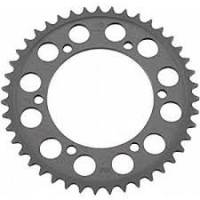 Drive Train - Rear Sprockets - SUPERLITE - AFAM Workslite Hard Anodized Aluminum Rear Race Sprocket: Ducati 749/999 [36T/520 Only]