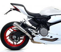 ARROW PRO RACE TITANIUM SLIP- ON EXHAUST: DUCATI PANIGALE 959