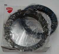 Ducati - Ducati 12T OEM Clutch Plate Kit: HM1100 EVO/SP, 1098, 1198[Base/S] : 19020203A