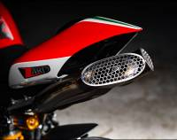 Zard - ZARD DM5 RACING EXHAUST KIT WITH REMOVABLE DB KILLERS [STAINLESS STEEL HEADERS AND TITANIUM SILENCERS] : Ducati Panigale V4 - Image 4