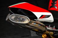 Zard - ZARD DM5 RACING EXHAUST KIT WITH REMOVABLE DB KILLERS [STAINLESS STEEL HEADERS AND TITANIUM SILENCERS] : Ducati Panigale V4