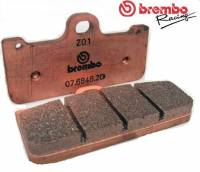 Brembo - Brembo Racing Z01 Compound Brake Pads For CNC Monoblock Brembo Calipers:[4 Pieces for two calipers] - Image 2