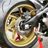 Marchesini - Marchesini M7RS GENESIS Forged Aluminum Wheel Set: Honda CBR 1000 [No ABS] 08-16 - Image 4