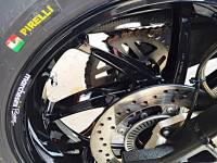 Marchesini - Marchesini M7RS GENESIS Forged Aluminum Wheel Set: Honda CBR 1000 [No ABS] 08-16 - Image 3