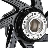Marchesini - Marchesini M7RS GENESIS Forged Aluminum Wheel Set: Honda CBR 1000 [No ABS] 08-16 - Image 2