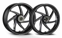 Marchesini - Marchesini M7RS GENESIS Forged Aluminum Wheel Set: Honda CBR 1000 [No ABS] 08-16
