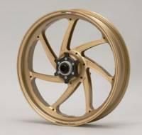 Marchesini - Marchesini M7RS GENESIS Forged Aluminum Wheel Set: Honda CBR 1000 [No ABS] 08-16 - Image 5