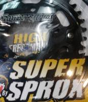 Supersprox - SUPERSPROX Stealth 520 Sprocket: OZ / BST / Marchesini /Rotobox  - Image 5