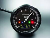 Electrical, Lighting & Gauges - Gauges & Gauge Kits - Motogadget - Motogadget Chronoclassic 10K DarkEdition