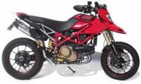 Exhaust - Full Systems - Zard - ZARD 2-1 Full System: Hypermotard 1100