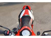 Ducabike - Ducabike COMFORT SEAT COVER: Ducati Hypermotard 950 [Blk/Red] - Image 3