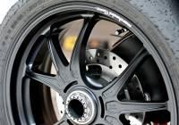 Marchesini - Marchesini Ultra Rare M9RS Superleggera Forged Magnesium Wheels: Panigale 1199/1299/ V4/S/R [Gloss Black] One Set Only - Image 18