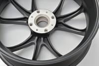 Marchesini - Marchesini Ultra Rare M9RS Superleggera Forged Magnesium Wheels: Panigale 1199/1299/ V4/S/R [Gloss Black] One Set Only - Image 14
