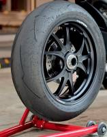 Marchesini - Marchesini Ultra Rare M9RS Superleggera Forged Magnesium Wheels: Panigale 1199/1299/ V4/S/R [Gloss Black] One Set Only - Image 19