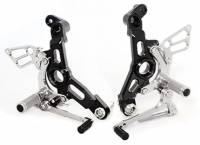 Sato Racing - Sato Racing Adjustable Billet Rearsets: Ducati Supersport 17+ - Image 3