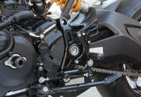 Sato Racing - Sato Racing Adjustable Billet Rearsets: Ducati Monster 1200/1200S 16+ - Image 5