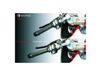 Ducabike - Ducabike 10 DEGREE ADJUSTABLE HANDLEBAR TUBES: Ducati Scrambler Cafe Racer, Supersport - Image 4