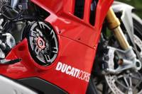 Desmoworld - Desmoworld Billet ClearClutch Cover & Pressure Plate Ring Combo: Ducati Panigale V4/S [Style # 2] - Image 2