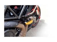 Ducabike - Ducabike Billet Frame Protectors: Ducati Diavel - Image 6
