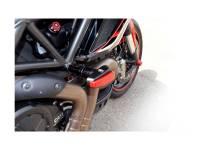 Ducabike - Ducabike Billet Frame Protectors: Ducati Diavel - Image 7