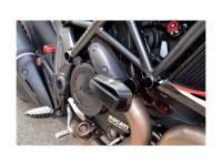 Ducabike - Ducabike Billet Frame Protectors: Ducati Diavel - Image 8