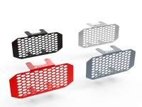 Ducabike - Ducabike Oil Cooler Guard: Ducati HyperMotard 939/950, HyperStrada 939[Laser cut light alloy]