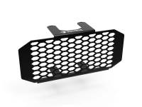 Ducabike - Ducabike Oil Cooler Guard: Ducati HyperMotard 939/950, HyperStrada 939[Laser cut light alloy] - Image 4