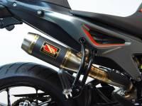 Competition Werkes - Competition Werkes Slip On Exhaust: KTM Duke 790 - Image 2