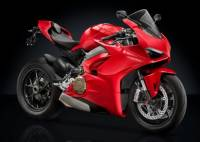 """RIZOMA - RIZOMA """"Veloce L"""" Billet Mirrors With Turn Signals [Including the correct brackets]: Pair- Ducati Panigale V4/S/R - Image 2"""