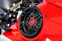 Clutch - Covers - Desmoworld - Desmoworld Exclusive Billet Clutch Cover: Ducati Panigale V4 R [Dry Clutch]