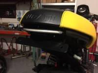 Corse Dynamics - CORSE DYNAMICS Fender Eliminator & LED Tail Light: Ducati Scrambler - Image 3
