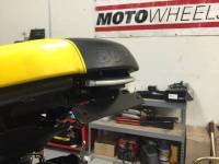 Corse Dynamics - CORSE DYNAMICS Fender Eliminator & LED Tail Light: Ducati Scrambler - Image 4