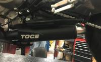 TOCE Exhaust System: Ducati Panigale 899