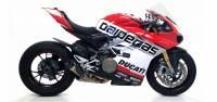 Arrow - Arrow Works Titanium Exhaust with Termignoni T-800 UpMap: Ducati Panigale V4/S/R - Image 2
