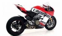 Arrow - Arrow Works Titanium Exhaust with Termignoni T-800 UpMap: Ducati Panigale V4/S/R - Image 3
