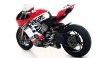 Arrow - Arrow Works Titanium Exhaust with Termignoni T-800 UpMap: Ducati Panigale V4/S/R - Image 4