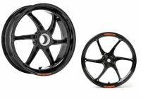 "OZ Motorbike Cattiva Forged Magnesium 17"" Wheel Set: Ducati Panigale 1199/1299/V4 [In Stock]"