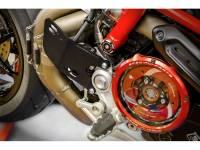 Ducabike - Ducabike Aluminum Heel Guards: Ducati HyperMotard 950/950 SP - Image 2