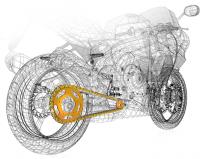 Regina - Regina Chain Kit [520 Pitch, 15T/45T]: Ducati Monster 696 - Image 2