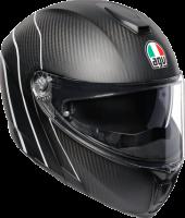 Apparel & Gear - Helmets & Accessories - AGV - AGV Sport Modular Refractive Carbon Helmet