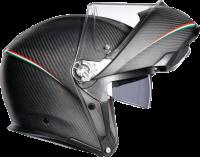 Helmets & Accessories - Helmets - AGV - AGV SPORT MODULAR CARBON - TRI COLOR ITALY