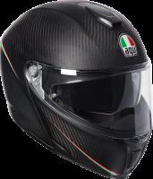 Apparel & Gear - Helmets & Accessories - AGV - AGV Sport Modular Tri Color Carbon Helmet