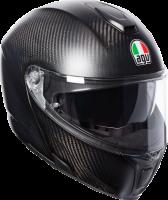 Helmets & Accessories - Helmets - AGV - AGV SPORT MODULAR MATTE CARBON