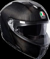 Apparel & Gear - Helmets & Accessories - AGV - AGV SPORT MODULAR GLOSSY CARBON