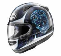 Arai - Arai Signet-X El Craneo Helmet [Blue Frost or Pink] - Image 2