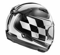 Arai - Arai Signet-X Finish Helmet [Red or White] - Image 3