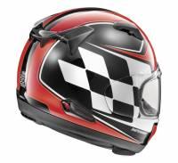 Arai - Arai Signet-X Finish Helmet [Red or White] - Image 4