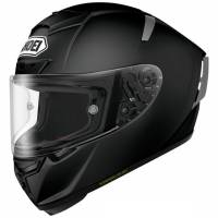 MOTOSELECT - Shoei - SHOEI X-Fourteen Black Matte